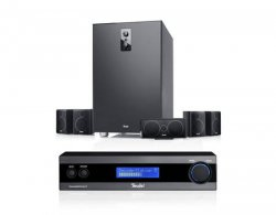 5.1 Soundsystem mit Decoderstation: Teufel Concept E 450 Digital für 483,58€ @meinpaket