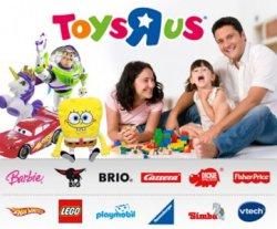 5€ sparen bei ToysRUs durch 20€ Gutschein diesen für 15€ kaufen – kein MBW @nur10.de