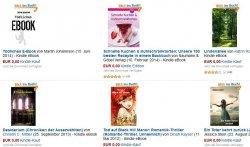 6 neue gratis eBooks. zB. die 100 besten Rezepte in einem Backbuch – Schnelle Kuchen & Kühlschranktorten (Taschenbuch 3,99€)