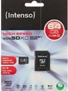 64GB microSDHC Class 10 von Intenso für nur 25€ @MediaMarkt.de
