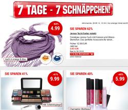 7 Tage 7 Schnäppchen @Weltbild z.B. Silkn Sonic Clean Plus für 39,99 € (49€ Idealo)