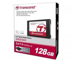 Heute bei Amazon: Die interne Transcend 128GB SSD-Festplatte im 2.5″ Format für nur 54,99€