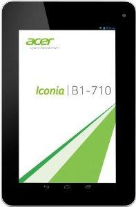 Acer Iconia 7 Zoll, 16GB, Wifi Fabe rot für 69€ Versand kostenlos [idealo 101€] @Amazon