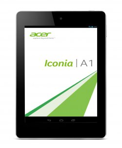 Acer Iconia A1-810 20 cm (7,9 Zoll) Android 4.2 16GB Tablet PC für 99,00 € (113,99 € Idealo) @Amazon