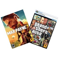 Amazon.com bietet Max Payne 3 + Grand Theft Auto IV als Steam Download Bundle für ca.5,88€