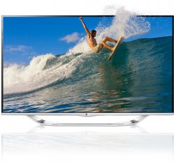 @amazon.de bietet LG 47LA7408 47″ Cinema 3D LED-TV miz Full HD, 800Hz, WLAN…für 599,99€ (Idealo: 693,99€)