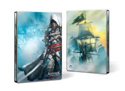 @Amazon.de hat Assassins Creed 4: Black Flag (PS4) + Steelbook für 39,97€