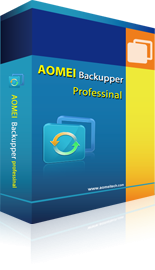 AOMEI Backupper Professional Edition kostenlos