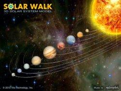 App Solar Walk – 3D Sonnensystem (für iOS und Android) gratis statt 14,10 € @iTunes.de