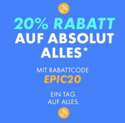 ASOS 20% Gutscheicode für alle Produkte + Gratisversand ab 15€