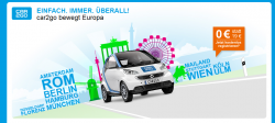 car2go Europweit statt 19€ für 0€ registrieren + 30 Minuten Option @car2go