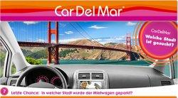 @cardelmar.de bietet 11€ Preisnachlass auf Ihre nächste Mietwagen – Buchung.