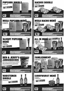 Cinemaxx Spar Coupons z.B. Popcorn/Nachos/Getränk