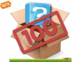 CrashBox Schoko für 19,99€ (Wert 100€) @worldofsweets.de