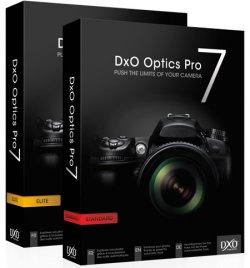 DxO Optics Pro 7 für Win oder Mac kostenlos