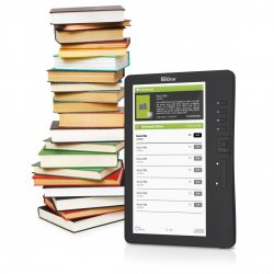 eBook-Reader TrekStor eBook Reader 3.0 schwarz 34,99€ statt 43,79€ inkl. Versand @Amazon