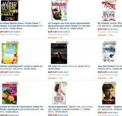 Erziehungsratgeber, Rezepte, Horror, Thriller, Lesehäppchen, Romantik….10 neue Gratis eBooks für euch!