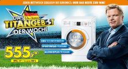 EURONICS TITANGEBOT der Woche: Bosch WAS32444 Waschmaschine für 555€ (609 € Idealo)