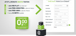 freenet mobile Free Smart Tarif 4 Monate lang kostenlos testen @freenetmobile