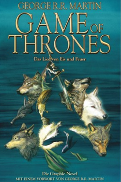 Graphic Novel Game of Thrones (Das Lied von Eis und Feuer) Teil 1-6 als Windows 8 e-Comic App GRATIS statt 5,99 €