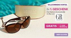 Gratis Georges Rech Sonnenbrille + Lift Express Ampullen + (MBW10€) Halskette o. Bodyspray @ricaud.com