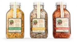 Gratis Proben von Rosmarin- Zitronen- und Knoblauch-Salz  @gourmetsaltblends.com