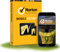 Gratis statt 29,99€  Norton Mobile Security für 1 Jahr (Android u. iOS ) @Nortonyellowcard