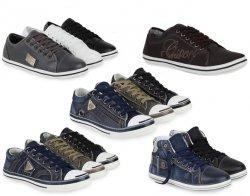 Günstige Herren-Sneaker /  8 Modelle und 6 Farben zur Auswahl für nur 14,90€ inkl. Versand @eBay