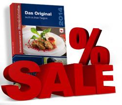 @gutscheinbuch.de SALE! Die Auflagen 2014 zu unschlagbar günstigen Preisen