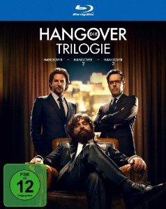 Hangover Trilogie [Blu-ray] für 19,97€ zzgl. Versandkosten [idealo 29,45€] @amazon