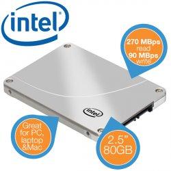 Intel 320 SSD mit 80 GB Speicher für 44,95 € zzgl. 5,95 € Versand (64,66 € Idealo) @iBOOD Extra