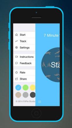 ios App 7 Minute Workout Pro gratis statt sonst 1,79 € @iTunes.de