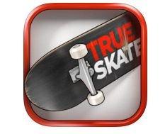 """iOS-App """"True Skate"""" kostenlos @iTunes"""