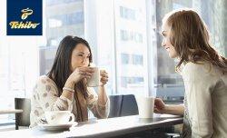 Jeden Mittwoch ein gratis Heißgetränk für XING Premium-Mitglieder bei Tchibo