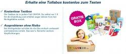 Kinder Spielzeug Kiste für nur 1€ statt 10€ @Tollabox