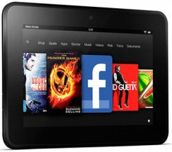 Kindle Fire HD 16GB Tablet für 99,00 € (129,00 € Idealo) oder 32 GB Version 129,00 € (159,90 € Idealo)@Amazon