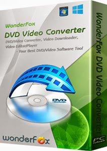 Kostenlos Wonderfox DVD Video Converter @Exodia
