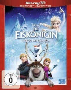 Kostenlose 3D-Blu-ray Die Eiskönigin beim Kauf eines ausgewählten LG Cinema 3D-TVs