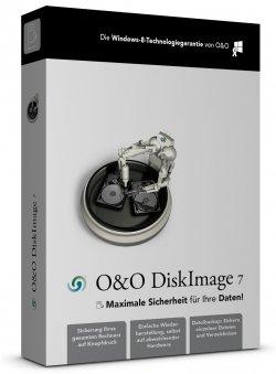 Kostenlose Lizenz für O&O DiskImage 7 Professional Edition