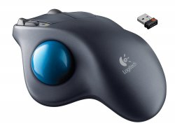 Logitech M570 schnurloser Trackball für 33,49 € (51,69 € Idealo) @Amazon