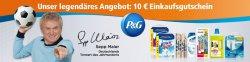 [LOKAL] P&G Produkte für 20€ kaufen und 10€ Gutschein bekommen@Edeka oder Marktkauf