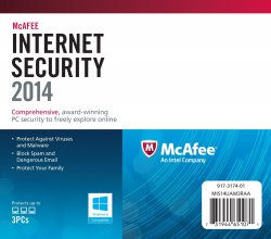 McAfee Internet Security für 6 Monate zum Testen @mcafee.com