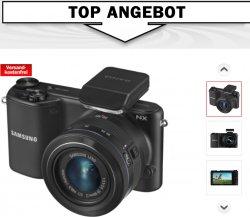 MediaMarkt Tiefpreis: samsung NX2000 Kit 177€ (id:199€)