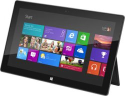 Microsoft Surface RT 64GB Tablet PC für 249,00 € (292,49 € Idealo) @Comtech