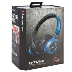 Monster NCredible NTune Kopfhörer für 66,00 € inkl. Versand (89,00 € Idealo) @Notebooksbilliger