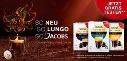 Neue Lungo Sorten von Jacobs – kostenloses Probierset sichern @beiunszuhause.de