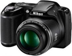 NIKON Coolpix L320 16.1 Megapixel Digitalkamera für 119,90 € (154,96 € Idealo) @Pixmania