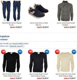 Nun sind sie  wieder da: Die X-Euro-Angebote bei Hoodboyz – Preise von 1,00 bis 25,00 EUR