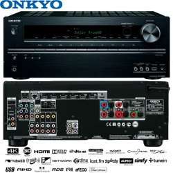 Onkyo TX-NR525 5.2-Kanal Netzwerk A / V-Receiver für 179,95 € zzgl. 8,95 € Versand (239,00 € Idealo) @iBOOD Extra