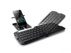 Original ELECOM Slider Bluetooth Tastatur für nur 22,95 Euro (statt 49,39 Euro bei Idealo) bei Ebay